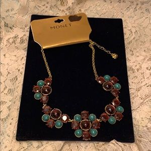 Monet Necklace New with tags